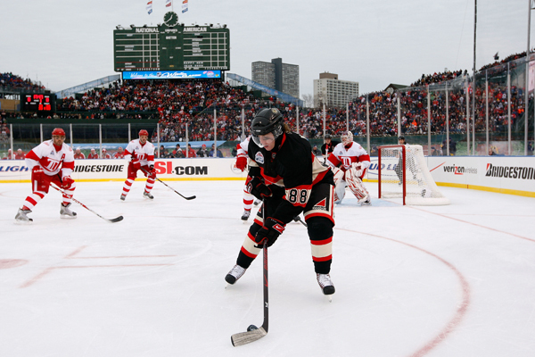 NHL Adds Five More Outdoor Games to 2014 Season