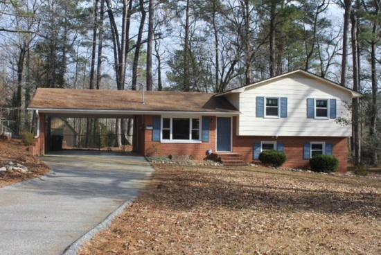 J. Cole's Home in Fayetteville, North Carolina